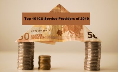 Top 10 ICO Service Providers of 2019